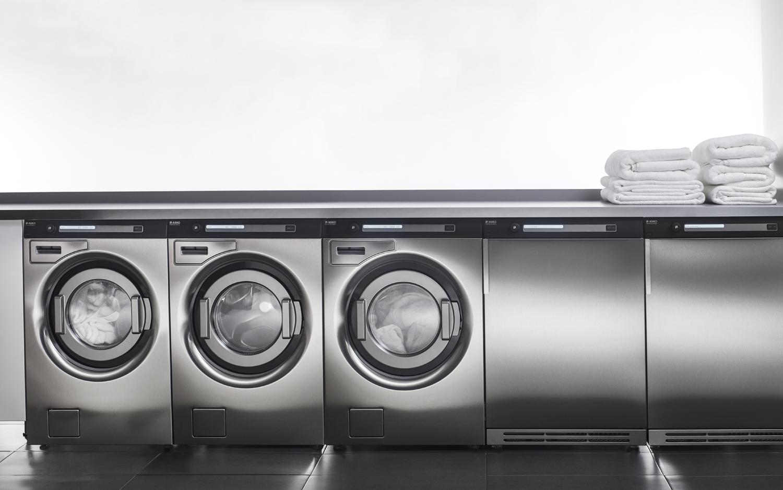 ASKO Professional effektiv tvättmaskin